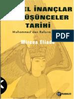 Mircea Eliade - Dinsel İnanclar Tarihi_3