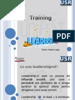Leadership Craiova Unifest