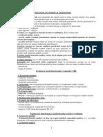 Notiuni de Anatomie Si Fiziologie