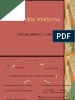 INTEGRACIÓN EDUCATIVA final