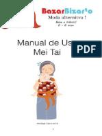 Manual de Uso - Mei Tai (BazarBizar²o)
