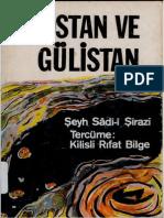 Şeyh Sadi - Bostan ve Gülistan