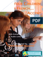 Sample Raise Your Children With a French Accent