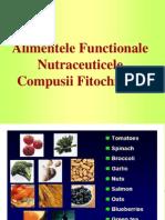 Alimente Functionale Si Nutraceuticele