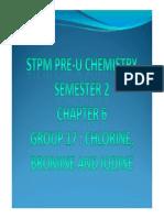 Chemistry Form 6 Sem 2 06