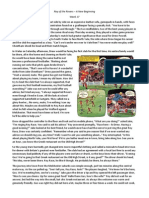 Roy of the Rovers - A New Beginning - Week 17 - Football Fiction Comic