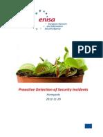ENISA Honeypots Study