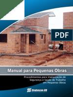Manual de Pequenas Obras [CREA-GO]