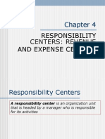 04 - Responsibility Centers Revenue and Expense Centers.ppt