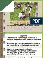 Projeto Clube de Amigos Do Planeta
