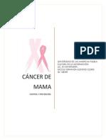 CÁNCER DE MAMA TRABAJO DE INVESTIGACIÓN 148390