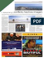 Campos de batalla | El Comercio | 09.Jun.2011. P. C5