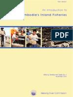 Cambodia Fisheries Mekong Development No4