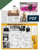 La guerra en femenino | El Comercio | 09.Jul.2011. P. C16