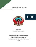 JOB SHEET Praktikum_Elektronika Digital_dan Mikrokontroler_LCD