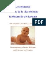 Los primeros 365 días de la vida del niño