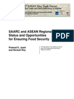 SAARC and ASEAN Regional Trade