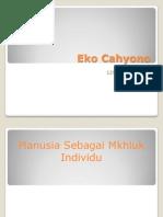 Eko Cahyodasar-dasar manajemen