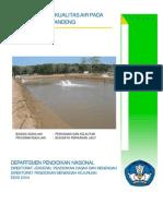 Pengelolaan Kualitas Air Pd Pembesaran Bandeng