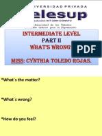 Intermediate Lesson 2