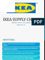 Ikea Supply Chain Management