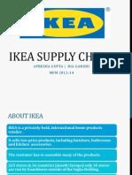 Ikea Supply Chain Management
