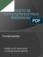 apresentacao instalacao eletrica