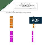 1.3 - Multiplicação e divisão. Propriedades - Ficha de trabalho (2)