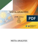 MetaAnalysis