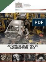 San Luis Potosi Automotriz