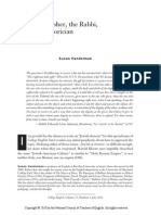 Handelman, The Philosopher, The Rabbi and the Rhetorician - Levinas, Manitou and Perelman, College English 2010