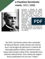 Domingo Faustino Sarmiento Albarracín, 1811-1888