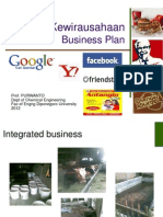 Business Plank  2011