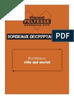 Décryptage - Bordeaux ville qui exclut