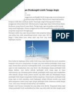 Dampak Lingkungan Pembangkit Listrik Tenaga