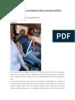 27/11/13 News Accidentes Pueden Prevenirse