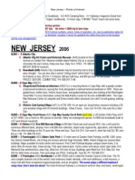 NEW JERSEY Points of Interest