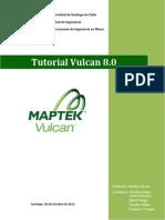 Tutorial Vulcan 8.0 2-2013