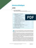 BE 8 579 Électricité photovoltaïque - Filières et marché (10 janv. 2007).pdf