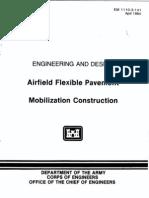 Airfield Flexible Pavement