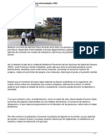 02/12/13 Libertad Oaxaca Realizar Actividad Fisica Previene Enfermedades Sso
