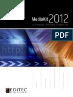 Mediakit 2012 Es Ejemplo Precios Avisis Pagina Mch.cl