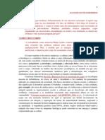 seminario - AS ILUSOES DO PÓS MODERNISMO