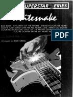 Whitesnake - Guitar Superstar Series