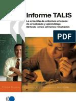 Informe Talis