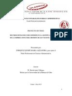 Proyecto de Tesis Maria Alejandra Enriquez Quispe