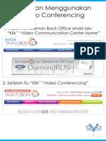 Cara Menggunakan Video Conferencing