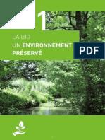 l'Agriculture Biologique _ Ses Acteurs, Ses Produits, Ses Territoire_ (Edtion 2013)