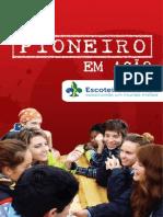 Cla Pioneiro Em Acao