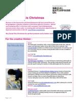 Buy Social This Christmas - Gift Guide